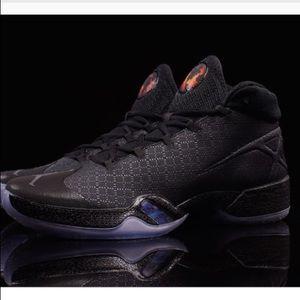 44669146e8bf12 EUC Air Jordan XXX Black Cat Size 9